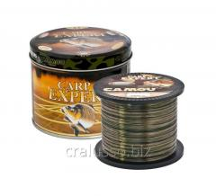 Scaffold of Carp Expert Camou 0,30mm 1000 of m