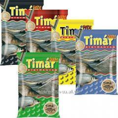 Прикормка Timar Mix Carp Mix yellow Карп Микс желтый 1kg