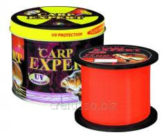 Scaffold of Carp Expert UV Fluo Orang 0,30mm 1000