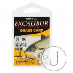 Крючок Excalibur Big Corn NS 6