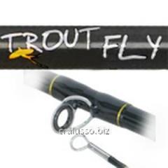 Удилище ET нахлыст Trout Fly 2.40m 8' 4/5 Compozit