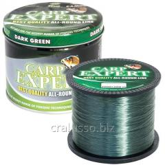 Scaffold of Carp Expert Dark Green 0,27mm 1200 of