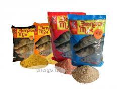 Прикормка Benzar Mix Roasted Sunflower Seed Жаренная семечка 3кг