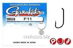 Крючок Gamakatsu F11 №6 25шт