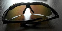 Tactical Oakley 089 sport glasses with UV400
