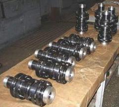 Муфта упругая пластинчатая высокооборотная (8900