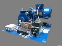 Подъемник (лебедка) для люстры АПЛ-500 до 500 кг трос 10 м.