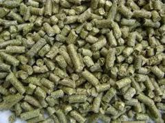 Vitamin grass meal