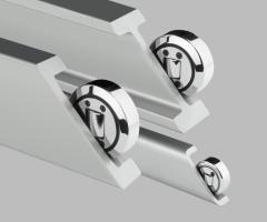 Подшипники - опорные ролики для складской техники и погрузчиков