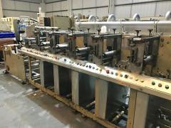 Флексопечатная машина для печати этикеток Aquaflex