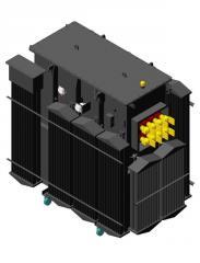 Трансформатор трехфазный типа ТМЗ, ТМФ 6-10 кВ