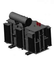 Реактор масляный трехфазный шунтирующий типа...