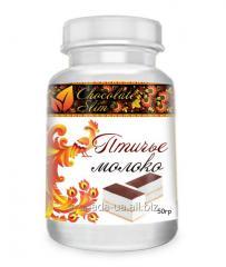 Экстракт какао-бобов «Птичье молоко» - конфеты для