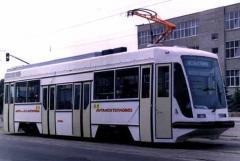 Трамвайный вагон  ЛТ-10 А