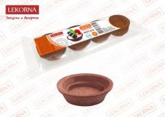 COCOA CRUSTY TARTLET 138 g, 15 packs / box