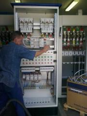 Main switchboard of GRShch