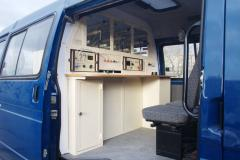 Mobile electrotechnical laboratory KAEL-3
