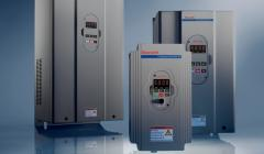 Converter of the frequency of 0,75 kw 3 phases