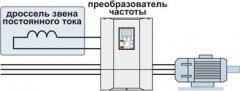 Тормозной резистор сопротивления, моторный и сетевые дросселя