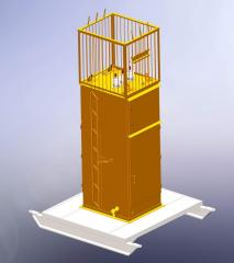 Utrustning elektropanels-