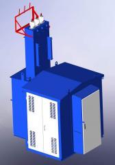 Комплектная трансформаторная подстанция типа КТПМК-25…630/6(10)/0,4-У1 6-10 кВ