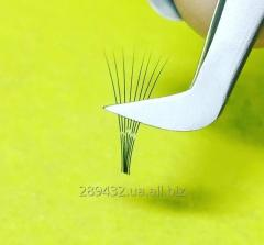 Tweezers for volume eyelash extension, av Lashes,