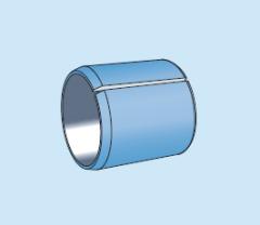Композитные металлополимерные подшипники - втулки скольжения из PTFE композитов, метрические и дюймовые