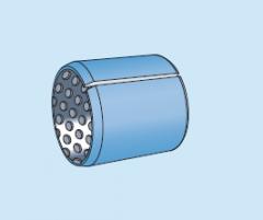 Композитные металлополимерные подшипники - втулки скольжения с POM композитом, метрические и дюймовые