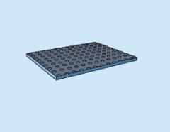 Композитные металлополимерные подшипники - полосы скольжения с PTFE композитом