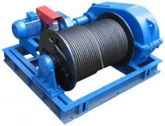 Winch traction TEL-8 (TL-8)