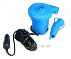 The pump for inflatable boats and mattresses of
