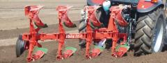 New hinged plows of IBIS M 2 +1