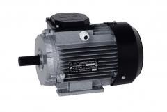 Motorer elektriska inte synkrona med effekt mer än