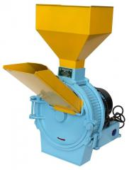 Grinder of forages of ICOR-01