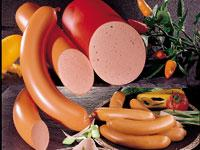 Complex additives for sausages in accordance...