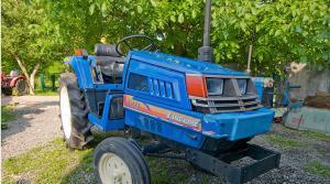 Kerti traktorok