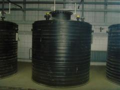 Capacities food of polyethylene volume are from 1