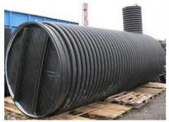 Capacities industrial volume are from 1 to 25 cbm.