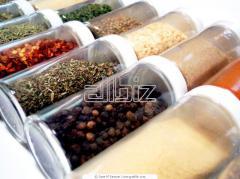 Fragrances, flavor additives. Flavor additives for