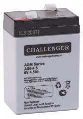 Аккумулятор для ИБП Challenger AS 6-4.5