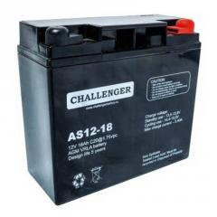 Аккумулятор для ИБП Challenger AS12-18