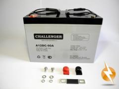 Batterie d'accumulatori
