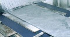 Конвейерная лента для обработки мрамора и гранита