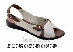 "Summer shoes TM ""BelST"" for girls and women (sandals or flip-flops)"