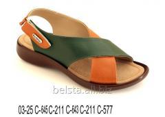 """Sandale TM """"Belsta"""" pentru fete și femei"""