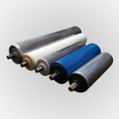 Conveyor rollers and rolikoopor