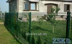 Забор из сетки высотой 1.5м Секция КЛАССИК код STK-02