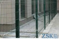 Забор из сетки высотой 1.8м Секция КЛАССИК...