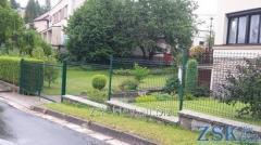 Забор секционный из сварной сетки высотой...