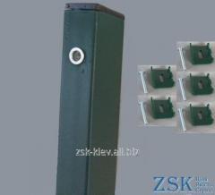 Column 2.5m - 50kh30mmkrepleniya in a set the PSE-03 code